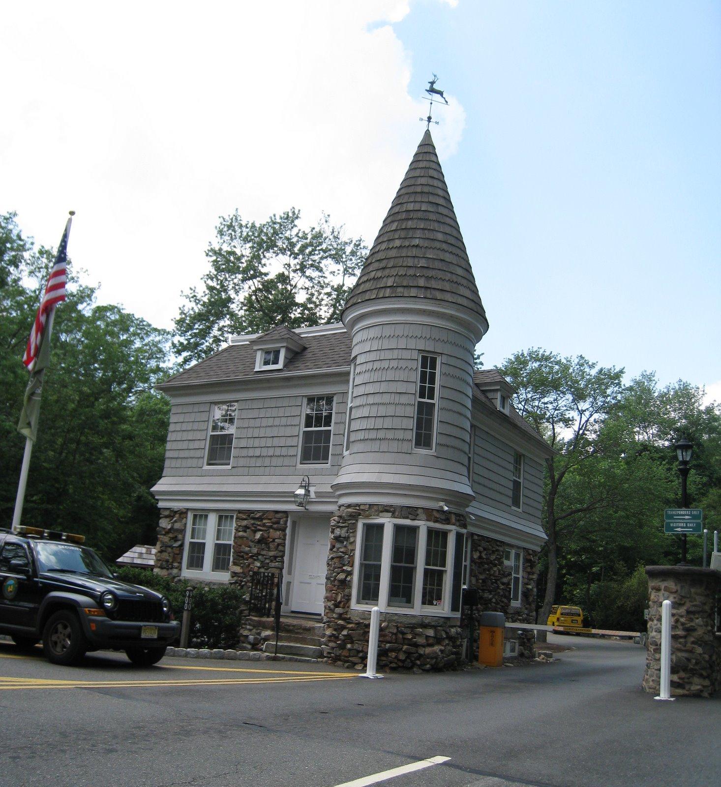 East Gate House
