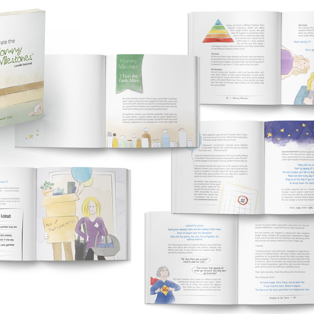Book Design & Illustration