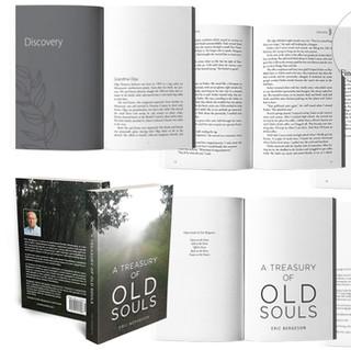 Book Cover Design & Interior Book Design