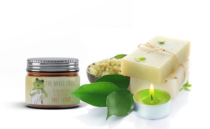 Soap Label Design