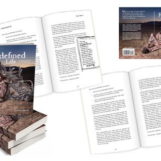 Book Cover Design and Interior Book Design