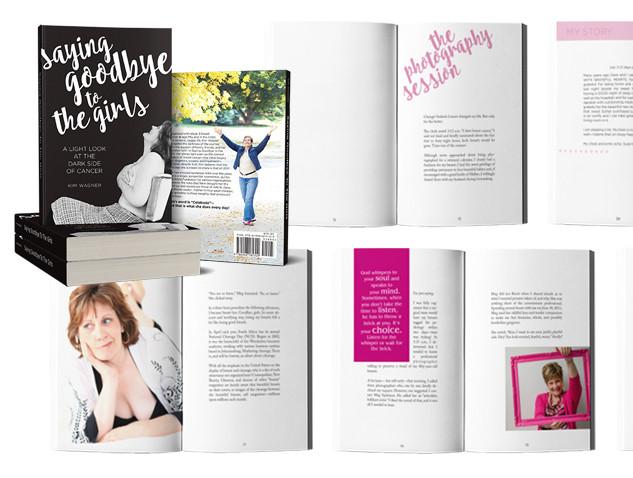 Cover Design & Interior Book Design, Print, eBook Non-Fiction Memoir