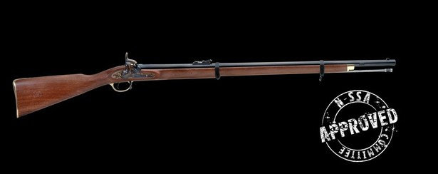 S.220 ENFIELD 2 BAND PATTERN 1858 NAVAL RIFLE