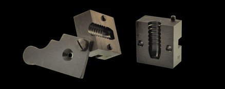 USA 318-451 BULLET MOULD STEEL BLOCK- 1 CAVITY MAXI
