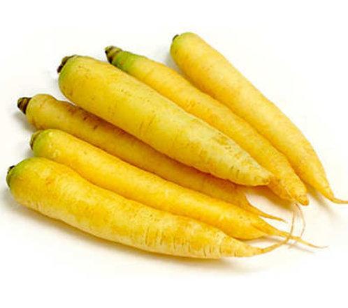 Carrotte jaune bio 1kg