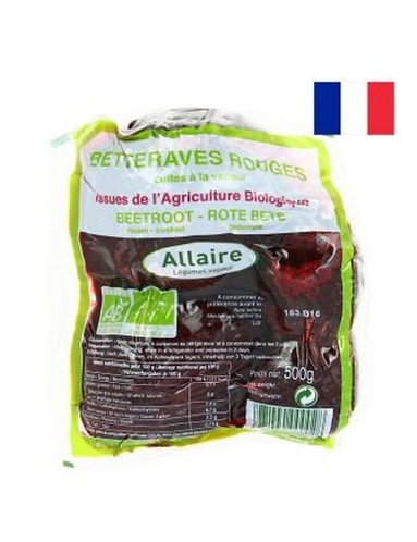 bettraves bio cuite s/vide