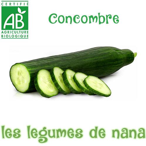 Concombre bio fr