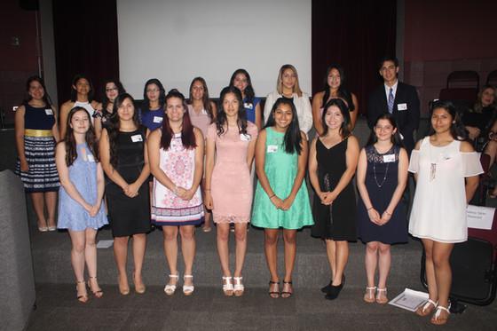 LAWA Scholarship Award Ceremony