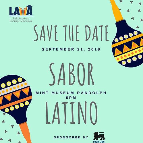 Sabor Latino Admission