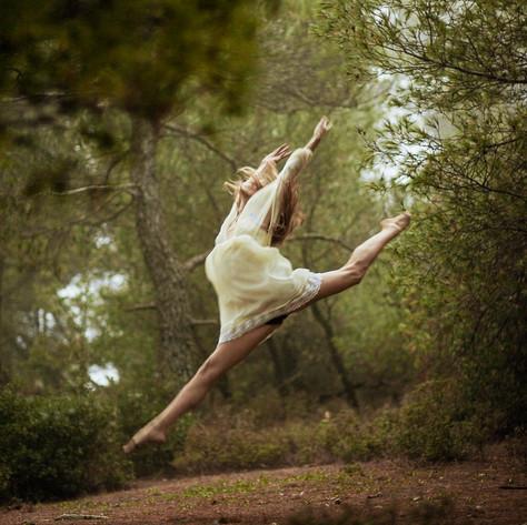 Spontánní tanec