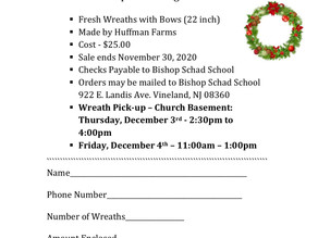 Fresh Christmas Wreath Sale
