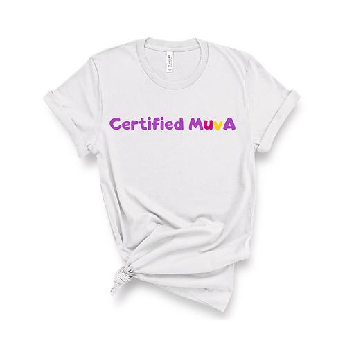 Certified MuvA