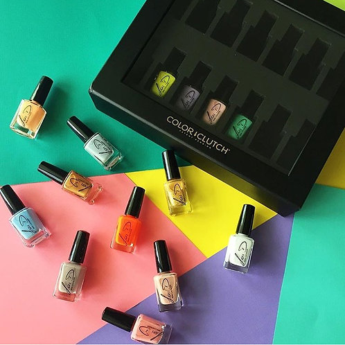LAI.D NAIL LACQUER POPULAR COLLECTION
