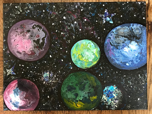 Space Marbles