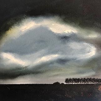 Caterpillar trees - Storm