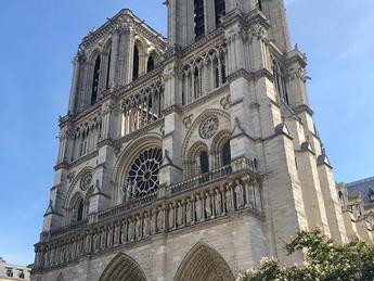 Expedition Edition 5: Paris and Mont Saint-Michel, France