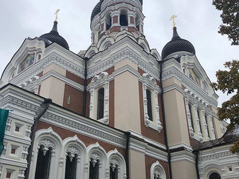 Expedition Edition 10: Tallinn, Estonia and the Baltic Queen