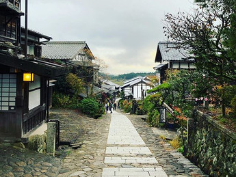 Expedition Edition 18: Magome and Tsumago, Japan