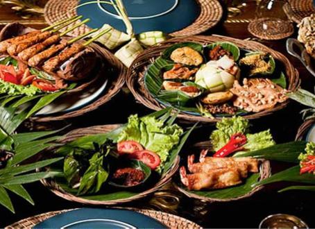 Кулинарный мастер–класс «Вкус Индонезии», а также ужин