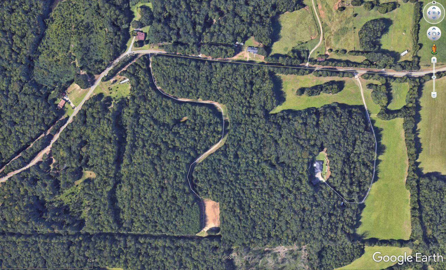 Google Earth 32 Ac Jim Jones Rd