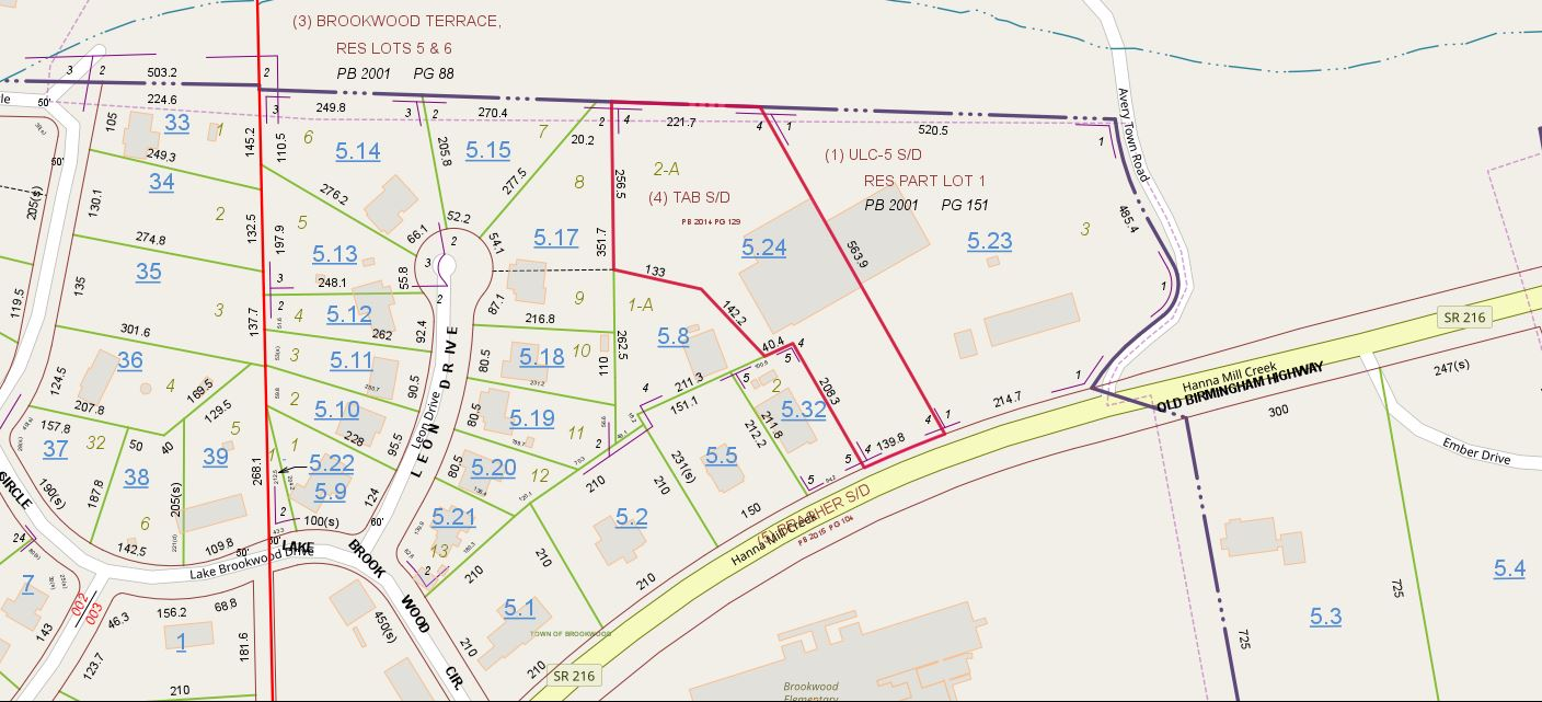 GIS Tax Map