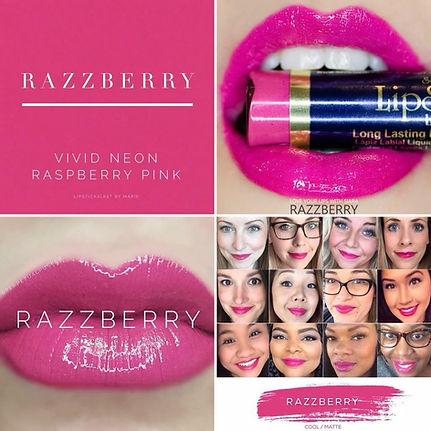 Razzberry LipSense - Independent Distributor of SheerSense - LipSense - Senegence - SheerSense Opportunity