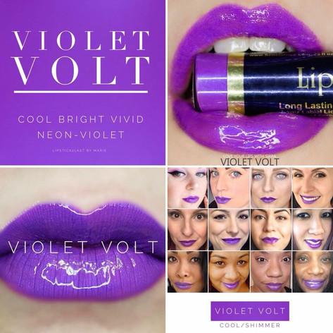 Violet Volt LipSense