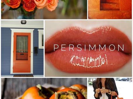 Persimmon LipSense®️