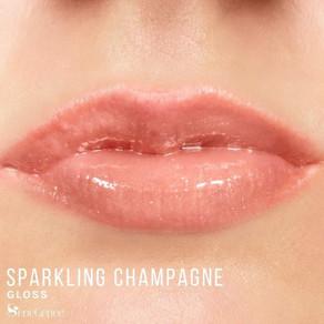 Rosé Champagne LipSense Collection