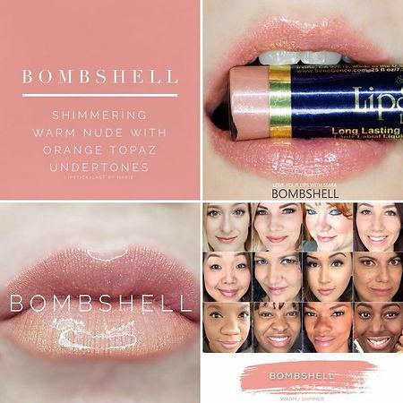 Bombshell LipSense - Independent Distributor of SheerSense - LipSense - Senegence - SheerSense Opportunity