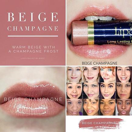 Beige Champagne LipSense - Independent Distributor of SheerSense - LipSense - Senegence - SheerSense Opportunity