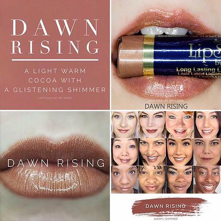Dawn Rising LipSense - Independent Distributor of SheerSense - LipSense - Senegence - SheerSense Opportunity