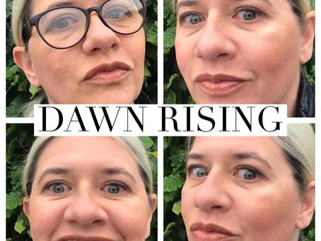 Dawn Rising LipSense for an early shift