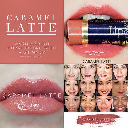Caramel Latte LipSense - Independent Distributor of SheerSense - LipSense - Senegence - SheerSense Opportunity