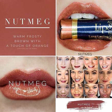Nutmeg LipSense - Independent Distributor of SheerSense - LipSense - Senegence - SheerSense Opportunity