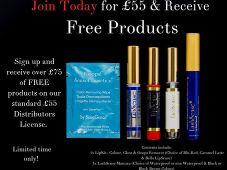 Sell LipSense®️ In the UK
