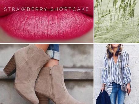 Strawberry Shortcake LipSense®️