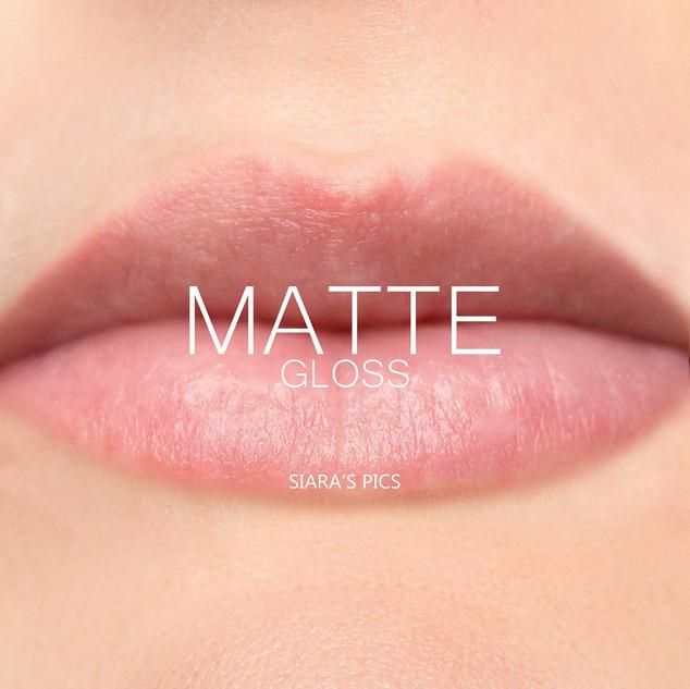 LipSense Matt Gloss