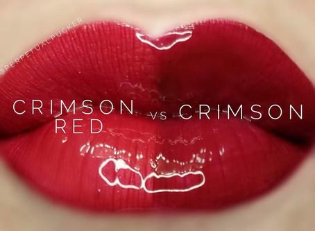 Crimson LipSense®️
