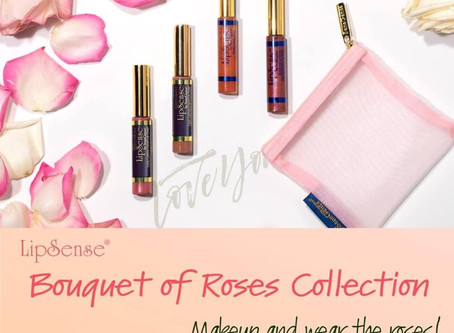 LipSense®️ Bouquet of Roses Collection