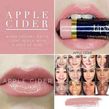 Apple Cider LipSense - Independent Distributor of SheerSense - LipSense - Senegence - SheerSense Opportunity