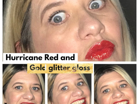 Get the look - Hurricane Red