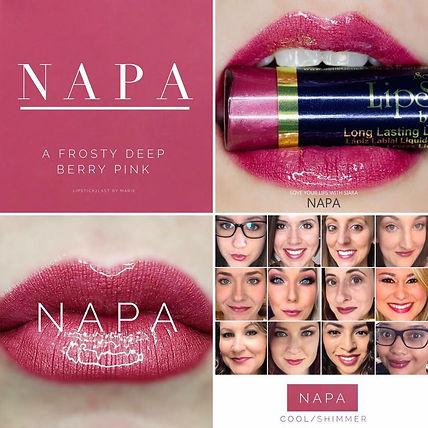Napa LipSense - Independent Distributor of SheerSense - LipSense - Senegence - SheerSense Opportunity