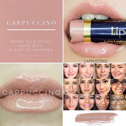 Cappuccino LipSense - Independent Distributor of SheerSense - LipSense - Senegence - SheerSense Opportunity