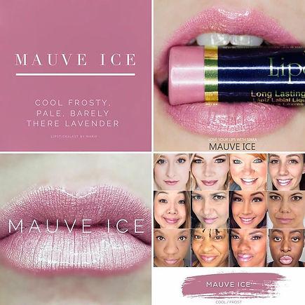 Mauve Ice LipSense - Independent Distributor of SheerSense - LipSense - Senegence - SheerSense Opportunity