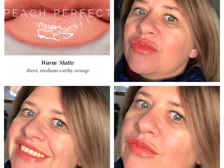 Peach Perfect LipSense®️