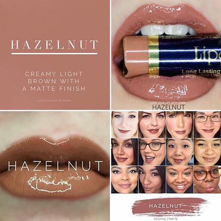 Hazelnut LipSense - Independent Distributor of SheerSense - LipSense - Senegence - SheerSense Opportunity