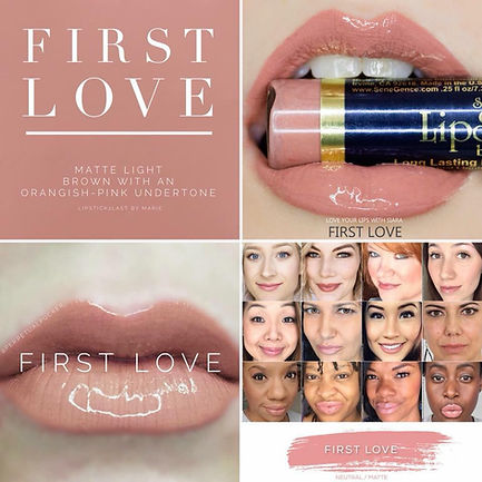 First Love LipSense - Independent Distributor of SheerSense - LipSense - Senegence - SheerSense Opportunity