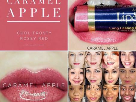Caramel Apple LipSense®️ Colour of the week 🍎