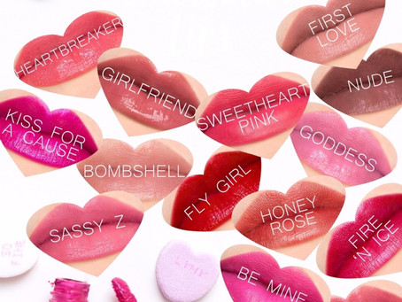 Valentines LipSense®️ Offer